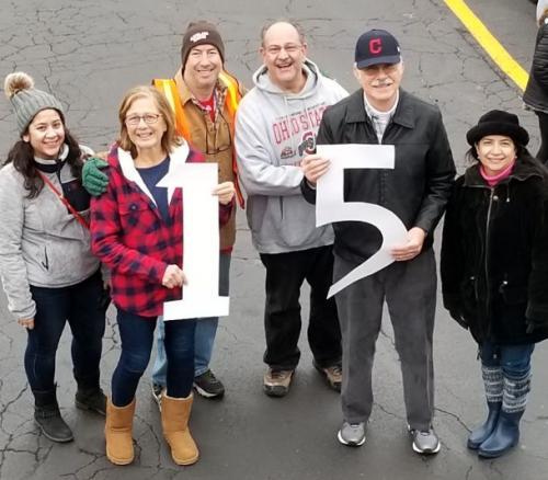 15 yr volunteers nov18 2018