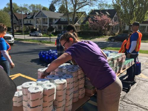 2019 Spring Cleaning Supplies Event 2
